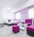 apartment with city view in Skopje Center