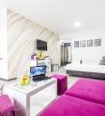 superior studio apartment in skopje city center
